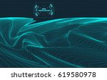data visualization background . ...