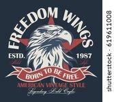 Eagle Head Logo For T Shirt ...