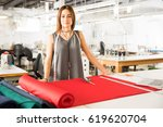 portrait of a young and...   Shutterstock . vector #619620704