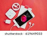 bangkok  thailand   april 08 ... | Shutterstock . vector #619649033