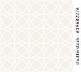 vector seamless pattern.... | Shutterstock .eps vector #619682276