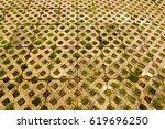 the block | Shutterstock . vector #619696250