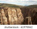 Canyon Walls And Cliffs