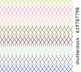 pattern background. artistic...   Shutterstock .eps vector #619787798