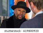 floyd mayweather jr. december 3 ... | Shutterstock . vector #619800920