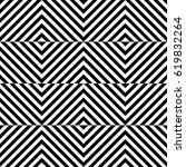 vector seamless pattern.... | Shutterstock .eps vector #619832264