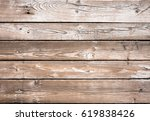 old wood planks background | Shutterstock . vector #619838426