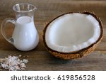 Fresh Coconut Milk From...