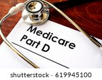 Small photo of Document with the title Medicare Part D.
