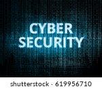 binary code in background ...   Shutterstock .eps vector #619956710