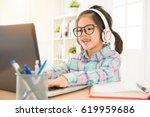 e learning give preschool kids...   Shutterstock . vector #619959686