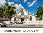 victoria  mahe  seychelles  ...   Shutterstock . vector #619977179