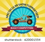 off road buggy car competition...