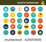 Scouts Expedition Concept Flat...
