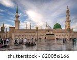 medina  kingdom of saudi arabia ... | Shutterstock . vector #620056166