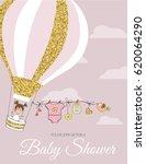 Beautiful  Baby Shower Card...