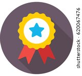star badge vector icon | Shutterstock .eps vector #620067476