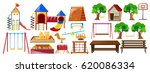 different types of play...   Shutterstock .eps vector #620086334