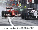 sepang  malaysia   30 march... | Shutterstock . vector #620094800