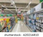 blurry of mall store | Shutterstock . vector #620216810