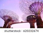 garden by the bay  singapore | Shutterstock . vector #620232674