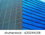 business bay dubai abstract... | Shutterstock . vector #620244158