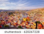 this colorful historical city...   Shutterstock . vector #620267228
