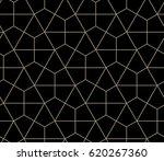 seamless geometric pattern...   Shutterstock . vector #620267360