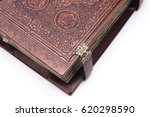 Bible Vintage With Leather Cover