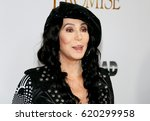 cher at the los angeles... | Shutterstock . vector #620299958