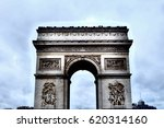 Small photo of Arc de Triomphe