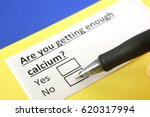 are you getting enough calcium  ... | Shutterstock . vector #620317994