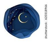 ramadan kareem greeting card... | Shutterstock .eps vector #620318966