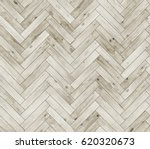 Stock photo herringbone bleached natural parquet seamless floor texture 620320673