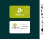 abstract design green business... | Shutterstock .eps vector #620323838