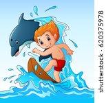 vector illustration of cartoon...   Shutterstock .eps vector #620375978
