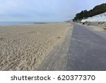 branksome chine beach at... | Shutterstock . vector #620377370