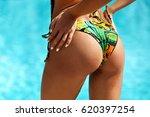 sexy woman's body. closeup...   Shutterstock . vector #620397254