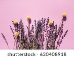 Dry Lavender And Yellow...