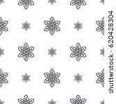 abstract seamless pattern in... | Shutterstock .eps vector #620428304