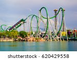 orlando   april 3  roller... | Shutterstock . vector #620429558