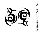 tattoo tribal vector designs....   Shutterstock .eps vector #620436164