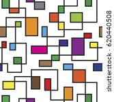 vector seamless pattern.... | Shutterstock .eps vector #620440508