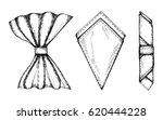 napkin tableware serving manual ... | Shutterstock .eps vector #620444228