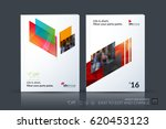 business vector template.... | Shutterstock .eps vector #620453123