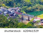 pingxi station in new taipei... | Shutterstock . vector #620461529
