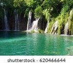 waterfall | Shutterstock . vector #620466644