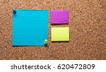 blue  yellow and violet sticky...   Shutterstock . vector #620472809