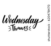 weekdays greeting card with... | Shutterstock .eps vector #620478470