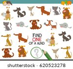 cartoon illustration of find... | Shutterstock . vector #620523278